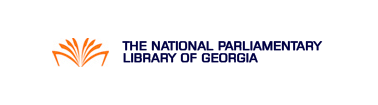 THE NATIONAL PARLAMENTARY LIBRARY OF GeoRGIA